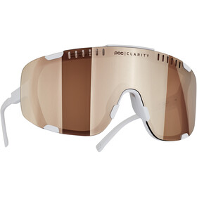 POC Devour Sunglasses, blanco